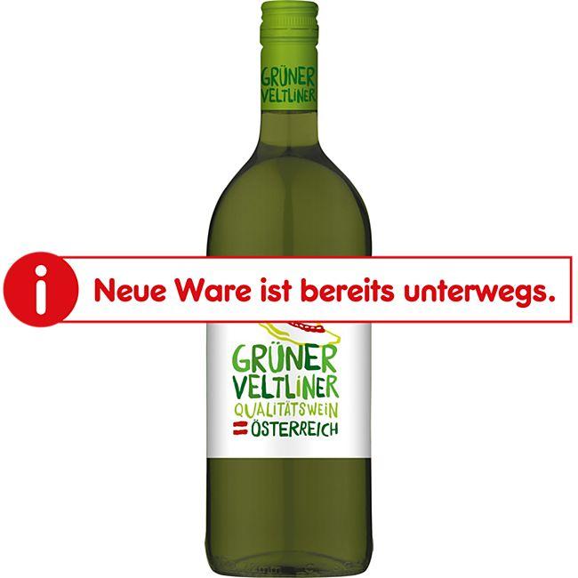 Heuriger Grüner Veltliner 11,0 % vol 1 Liter - Bild 1