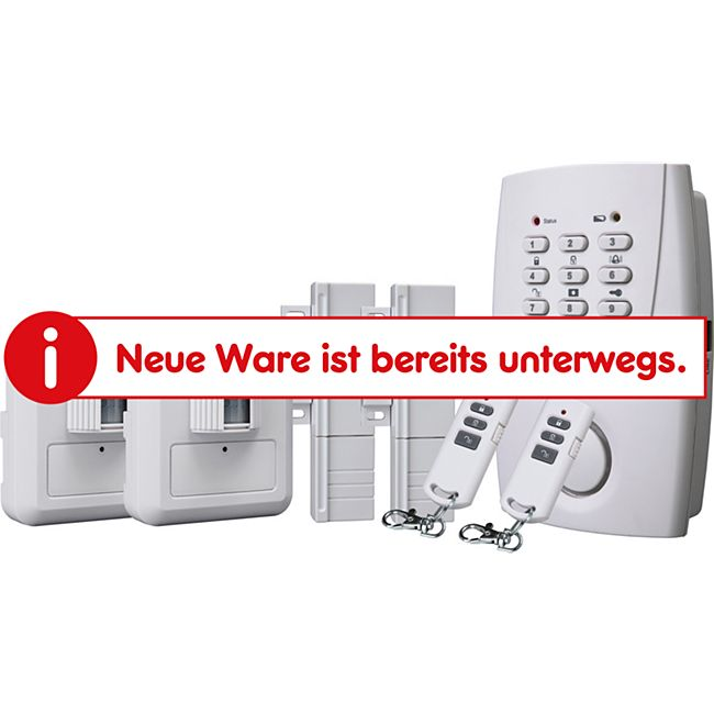 Smartwares Drahtloses Alarmsystem HA32S - Bild 1