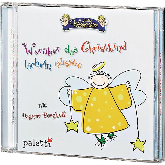 """CD """"So klingt Weihnachten"""" - Worüber das Christkind lächeln musste - Bild 1"""