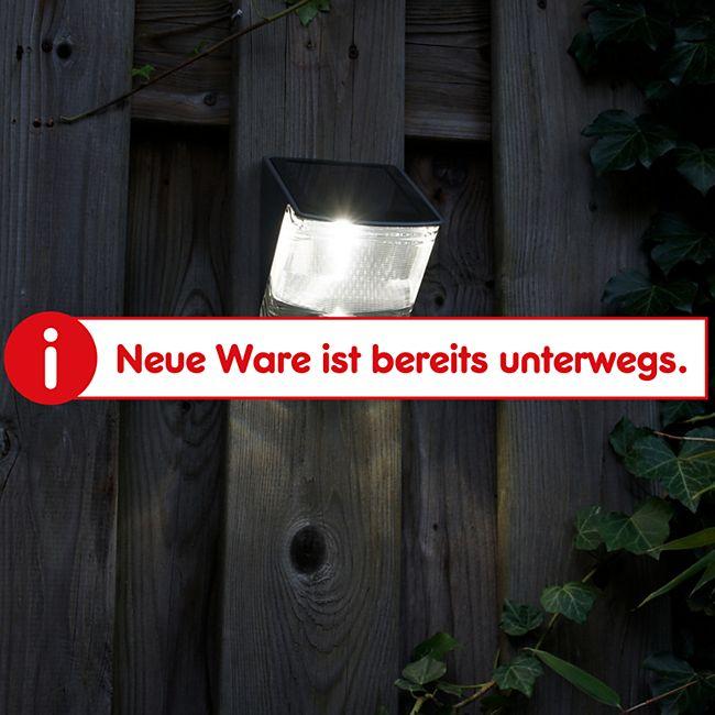 RANEX Solarwandleuchte LED OLAV - Bild 1