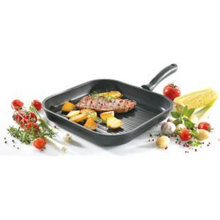 Aluguss-Steakpfanne LEIPZIG 28x28 cm - Bild 1