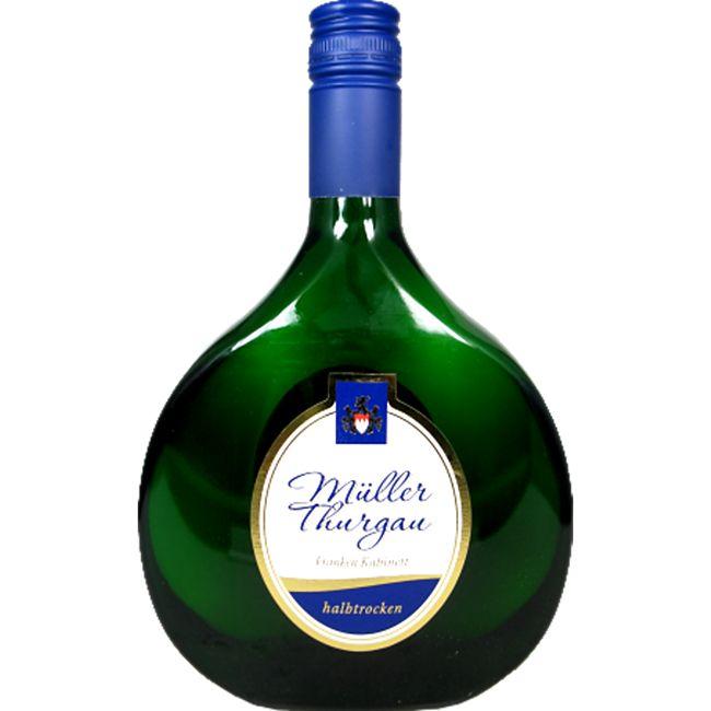 Franken Müller-Thurgau Kabinett halbtrocken 11,0 % vol 0,75 Liter - Bild 1