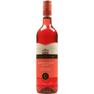 Villa am Weinberg Dornfelder Rosé Qualitätswein Rheinhessen 11,0 % vol 0,75 Liter - Bild 1