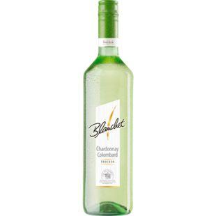 Blanchet Chardonnay Colombard Vin de France trocken 12,0 % vol 0,75 Liter - Bild 1