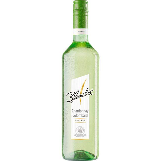 Blanchet Chardonnay Colombard trocken 12,0 % vol 0,75 Liter - Bild 1