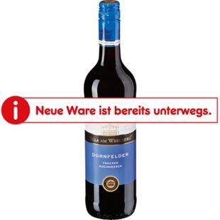 Villa am Weinberg Dornfelder Rotwein Qualitätswein trocken 12,0 % vol 0,75 Liter - Bild 1