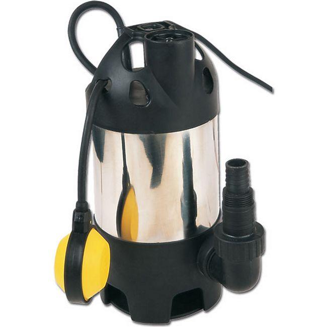 Mauk Schmutzwasserpumpe 11500l/h 650W INOX - Bild 1