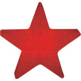 Shining Star Merry Christmas rot - Bild 1