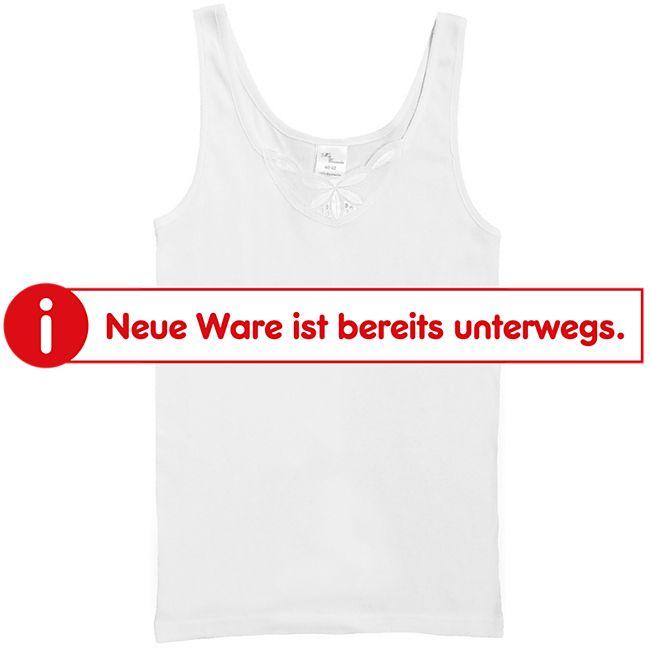 Damen Unterhemd 2er Pack - Gr. 40/42 - Bild 1