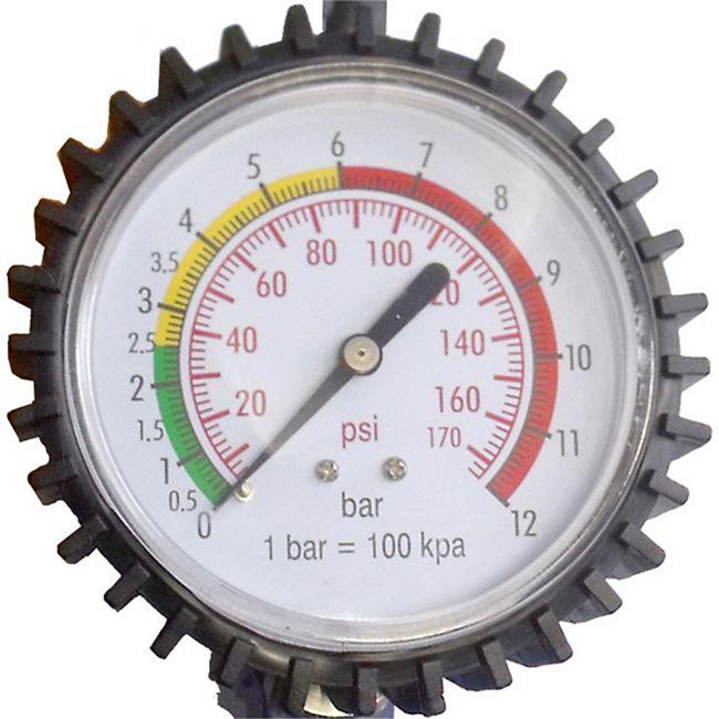 Mauk Druckluft Reifenfüller (Manometer Ø 6,3 cm) 10 bar - Bild 1