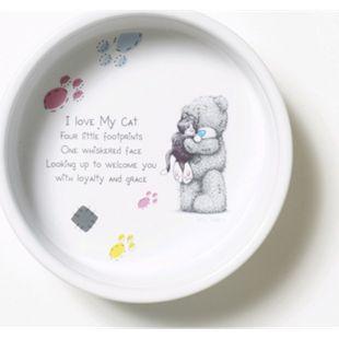 Me to You - Set Futternapf und Unterlage Katze 1 (inkl. Spielangel) - Bild 1