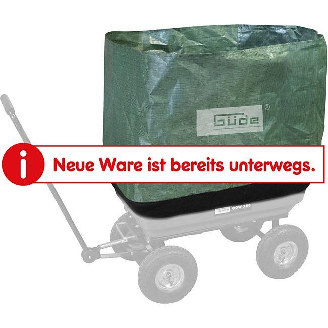 Güde Gartenwagen Aufsatzplane GGW 250 - Bild 1