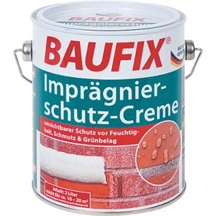 BAUFIX Imprägnierschutz-Creme - Bild 1