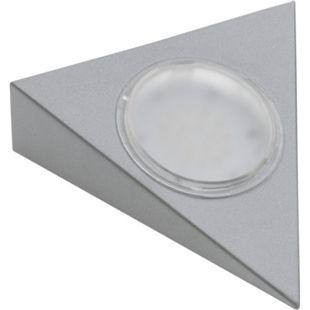 Aufbauleuchte STARLED PINOTAGE 3x2W, alu - Bild 1