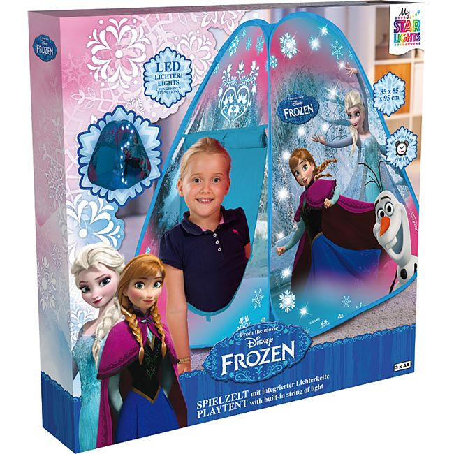 Pop Up Zelt Frozen - Bild 1