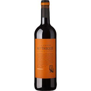 La Cuvée Mythique Rouge Vin Pays d'Oc IGP 13,5 % vol 0,75 Liter - Bild 1
