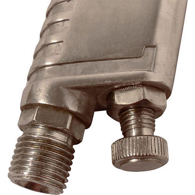 Mauk Druckluft Lackierpistole (Behälter oben) 1,5 mm Düse - Bild 1