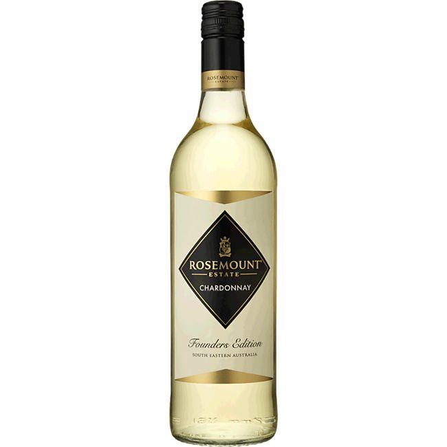 Rosemount Estate Founders Edition Chardonnay South Eastern Australia 13,5 % vol 0,75 Liter - Bild 1