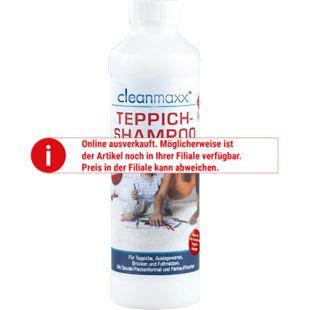 CLEANmaxx Teppichshampoo - Bild 1