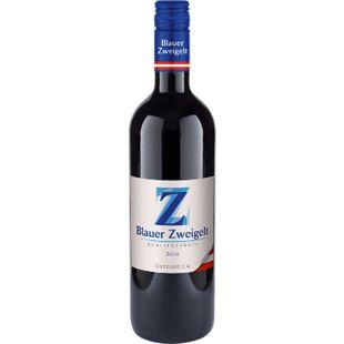 Blauer Zweigelt 12,0 % vol 0,75 Liter - Bild 1