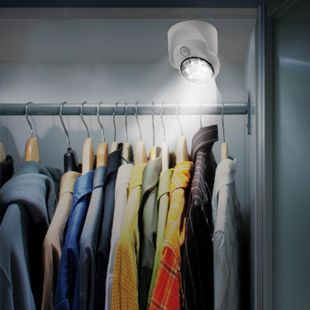 EASYmaxx LED-Spot mit Bewegungsmelder - Bild 1
