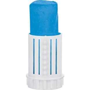 """Nachfüllset Abfluss-Fee Duftstein """"Meeresbrise"""" 4 Duftsteine je 40 g, blau - Bild 1"""