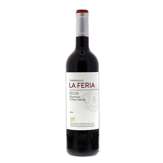 La Feria Rioja Tinto DOC 13,5 % vol 0,75 Liter - Bild 1