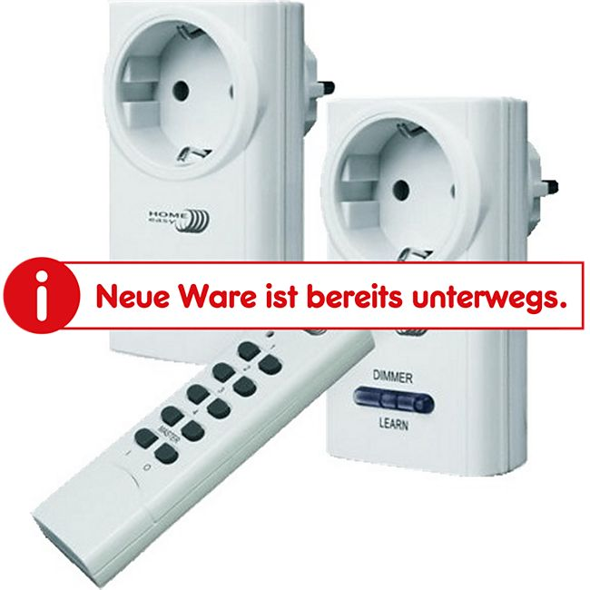 Home Easy HE803S Dimmer Set - Bild 1
