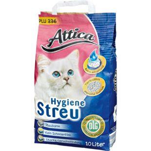 Attica Hygienekatzenstreu 10 Liter - Bild 1