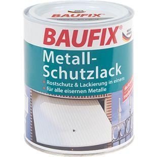 BAUFIX Metall-Schutzlack weiß - Bild 1