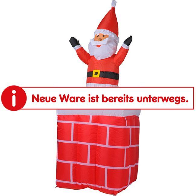 Weihnachtsmann im Kamin - Bild 1
