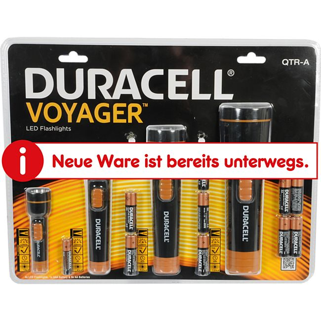 DURACELL Voyager QTR-A Promo Pack - Bild 1