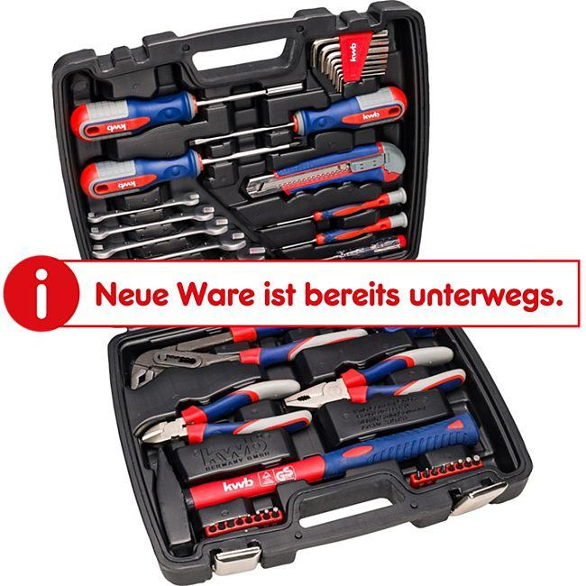 kwb Werkzeugkoffer 42 tlg. - Bild 1