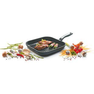 Steak-u. Grillpfanne 28x28 cm Delta - Bild 1
