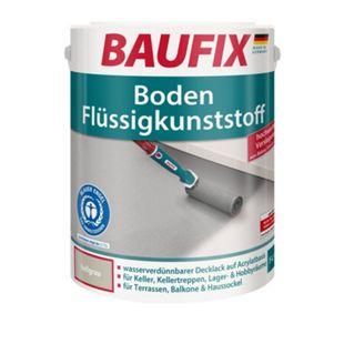 BAUFIX Boden-Flüssigkunststoff, hellgrau - Bild 1
