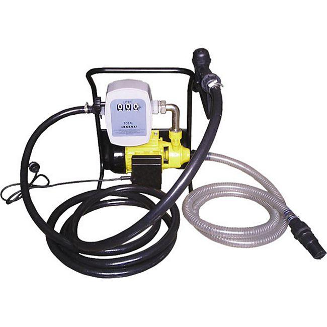 Mauk Heizöl-, Dieselpumpe 230V 400W mit Zubehör - Bild 1