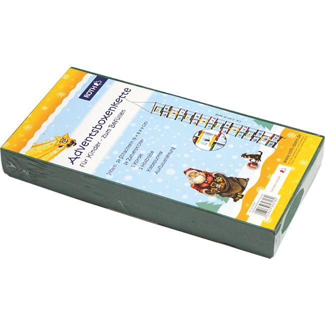 Roth Adventsboxenkette für Kinder - Bild 1