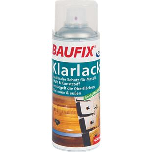 BAUFIX Klarlack Spray - Bild 1