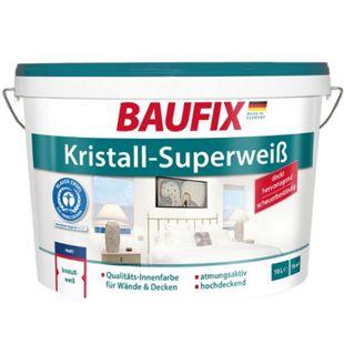 BAUFIX Kristall-Superweiß, 10 L - Bild 1