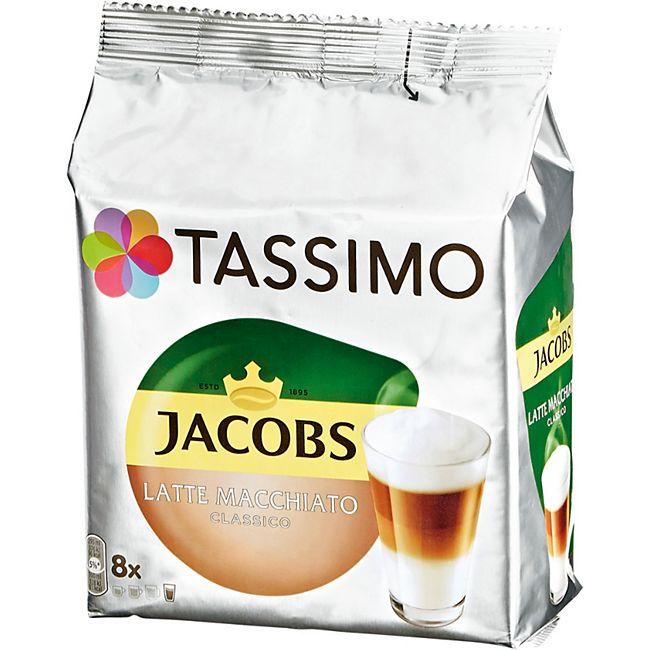 Verrassend Jacobs Tassimo Latte Macchiato Classico, 16 Kapseln, 264g online IM-74