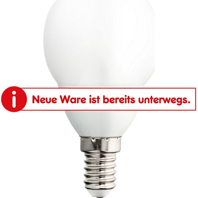 LED-Leuchtmittel - 3,7 W Birne E14 - Bild 1