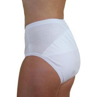 Hydas Inkontinenz Slip 100% Baumwolle 3er Pack - Bild 1