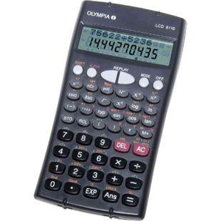 Olympia Taschenrechner LCD 8110 - Bild 1