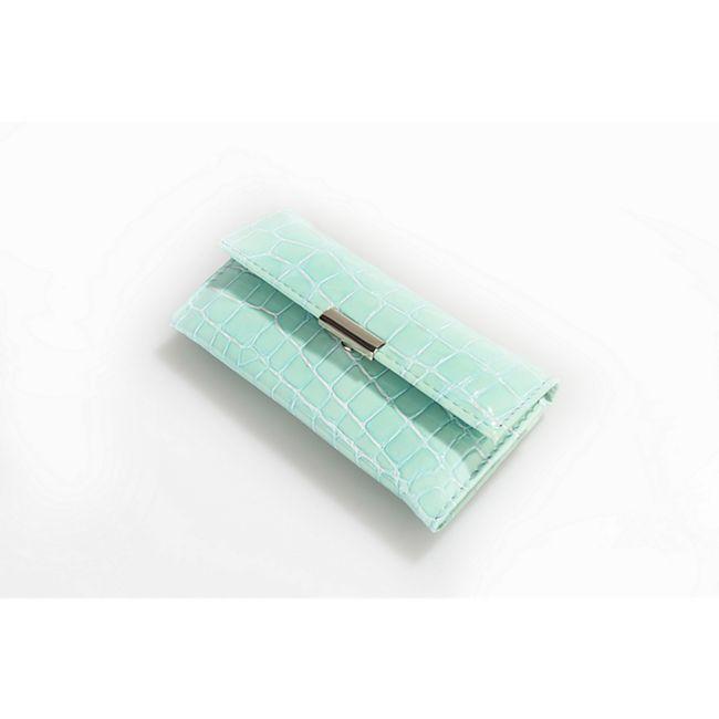 Ambassador Manicure Etui Candy 8-teilig blau - Bild 1