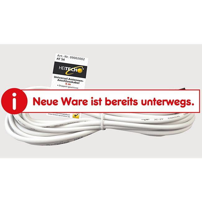 Universal-Empfänger-Anschlusskabel 5m - Bild 1