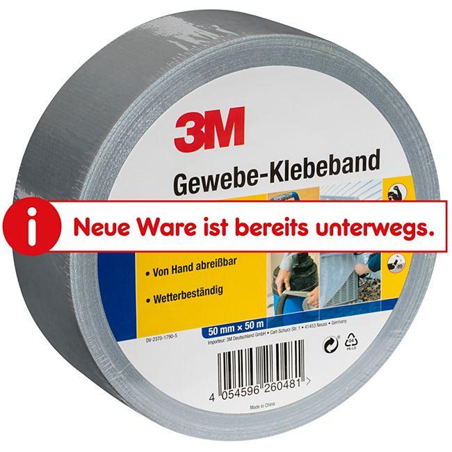 3M™ Klebeband-Sortiment - Gewebeklebeband - Bild 1
