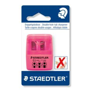 Staedtler Schulmaterialien - Dosenspitzer neon pink - Bild 1