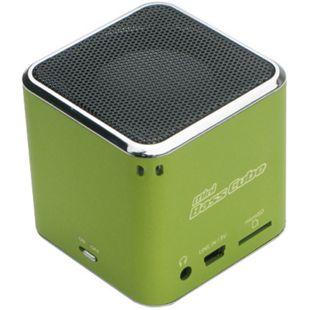 JayTech Mini Bass Cube SA 101 - grün - Bild 1