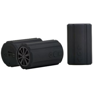JayTech K10 Bike Bass Lautsprecher - schwarz - Bild 1