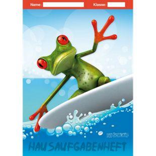 Hausaufgabenheft - Frosch - Bild 1